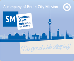 Banner Berlin City Mission