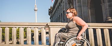 Barrierefreies Reisen in Berlin!