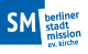 Logo of the Berlin City Mission (Berliner Stadtmission)