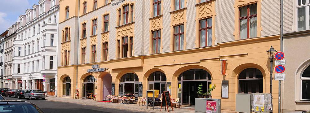 Hotel Augustinenhof Eingang